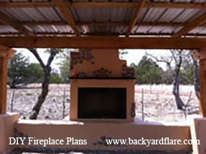 Sabino Fireplace